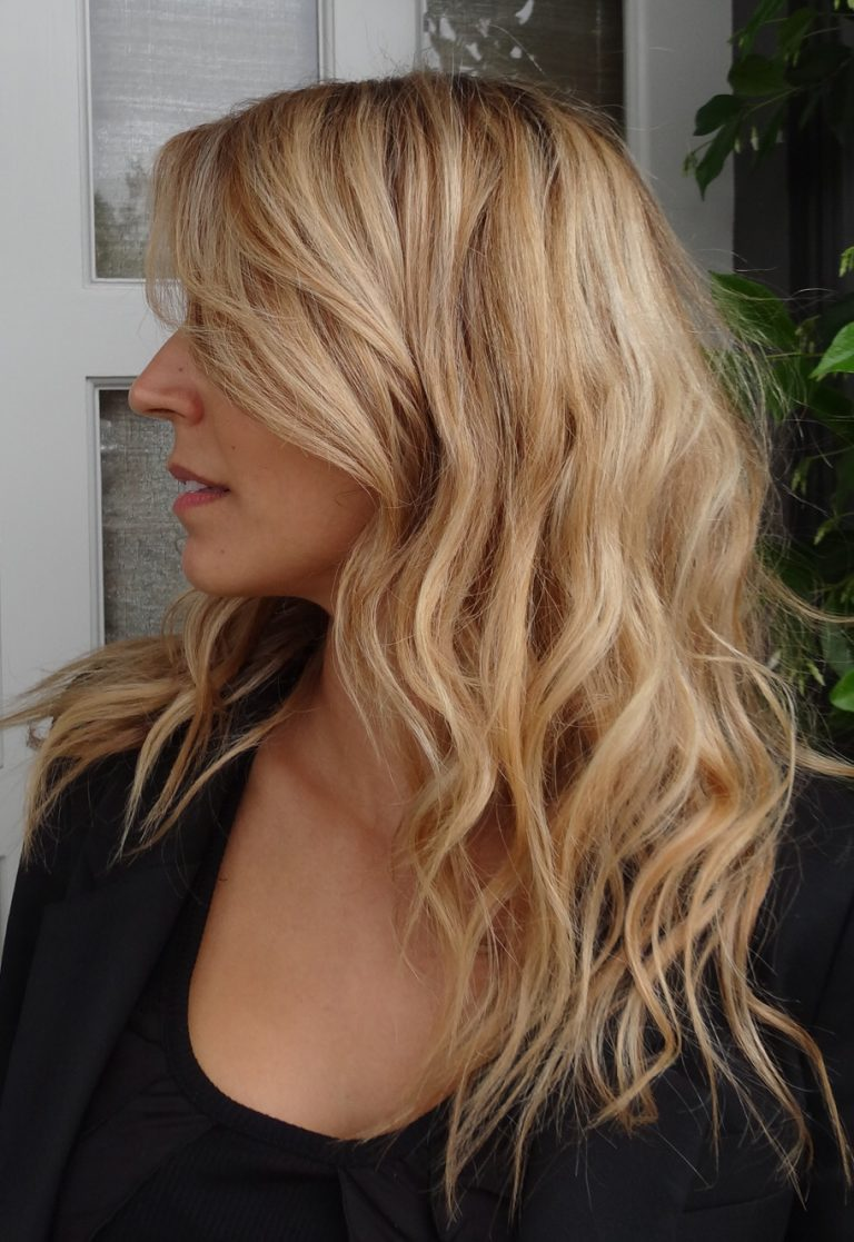 Blonde hair shades pictures mature